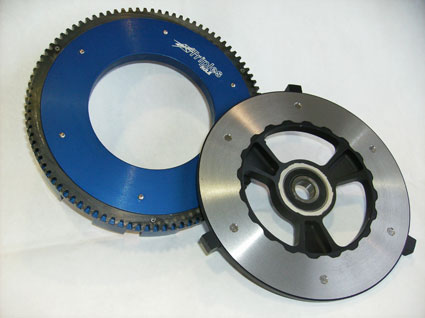 Alloy Clutch For Triumph T160